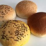 Pan de hamburguesa en Barcelona